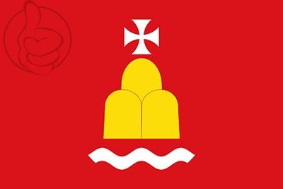 Bandera Villafranca Montes de Oca