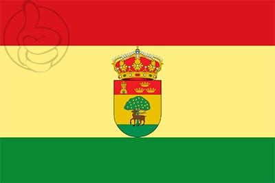 Bandera Ciruelos de Cervera