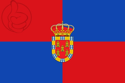 Bandera Salas de Bureba
