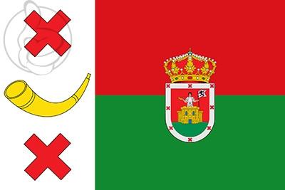 Bandera Pobladura de Pelayo García
