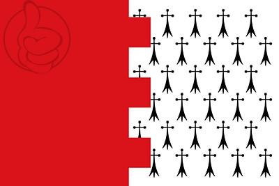 Bandera Almanza
