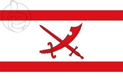 Bandera Matanza de los Oteros