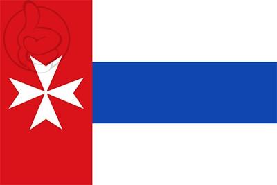 Bandera San Cristóbal de la Polantera