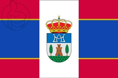 Bandera Santa María del Páramo