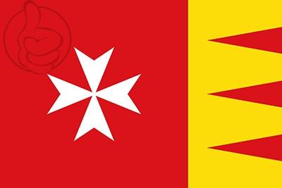 Bandera Portomarín