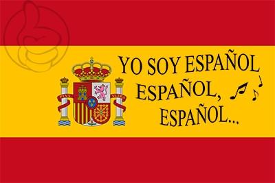 Bandera Yo soy español