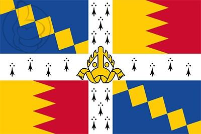 Bandera Birmingham metropolitana