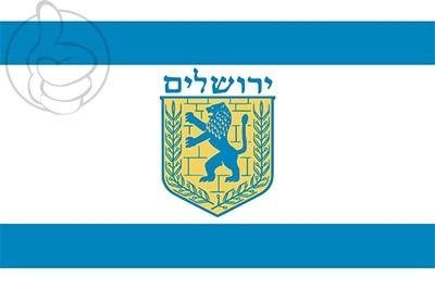 Bandera Jerusalén