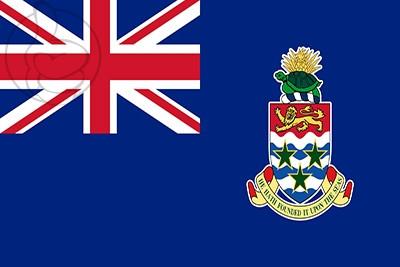 Bandera Islas Caimán