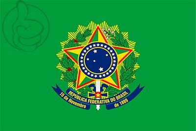 Bandera Presidencial de Brasil
