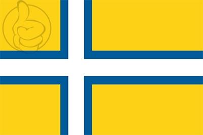 Bandera Oeste de Suecia