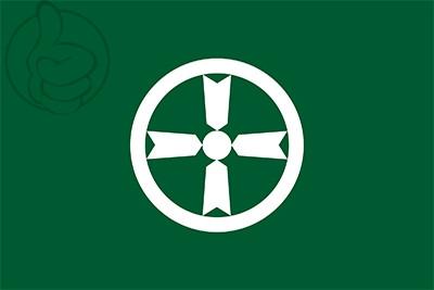 Bandera Akita