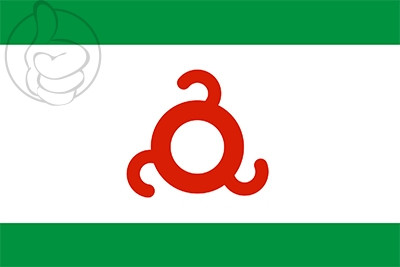 Bandera Ingusetia