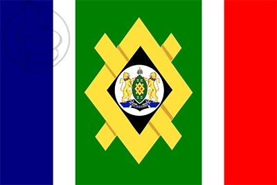 Bandera Johannesburgo