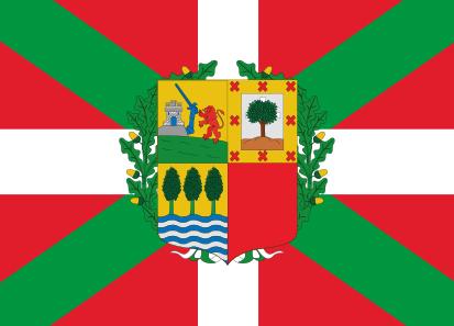 Bandera Pais Vasco Personalizada