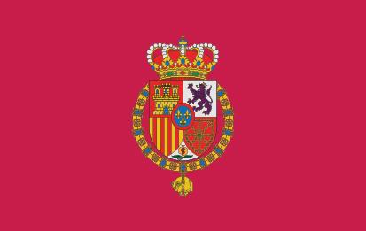Bandera Estandarte de Felipe VI