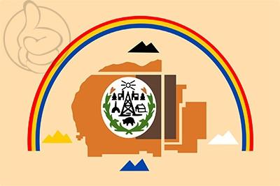 Bandera Nación Navajo