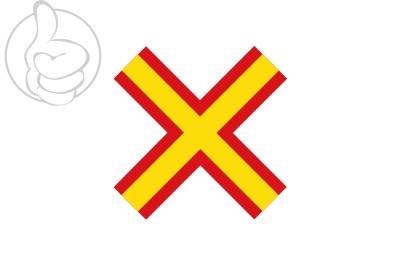 Bandera Sociedad Española de Vexilología