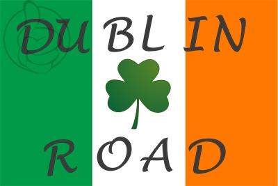 Bandera Irlanda Personalizada