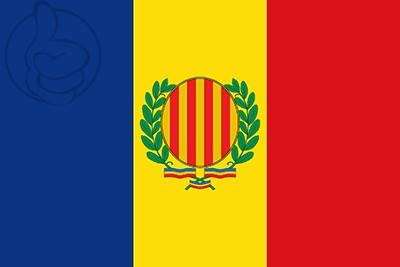 Bandera San Julián de Loria