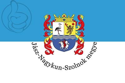 Bandera Jász-Nagykun-Szolnok