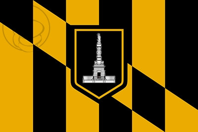 Bandera Baltimore