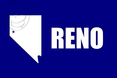 Bandera Reno (1959-2017)