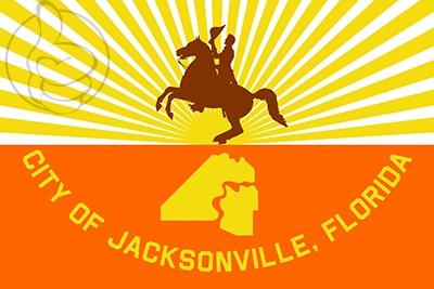 Bandera Jacksonville