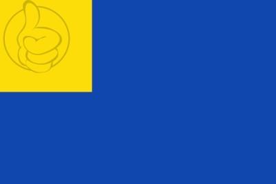 Bandera Mallorca marítima
