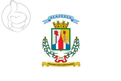 Bandera Alajuela