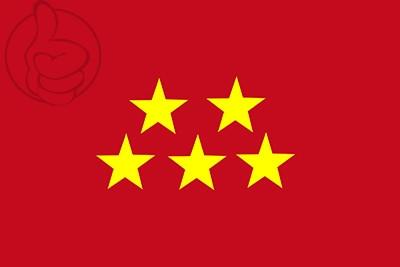 Bandera Llanos de Santa Lucía