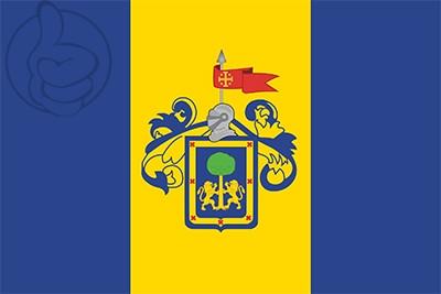 Bandera Guadalajara (Mexico)