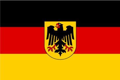 Bandera Germany W/S