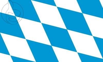 Drapeau Bavière