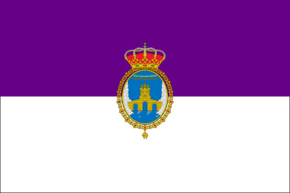 Bandera Loja (Granada)