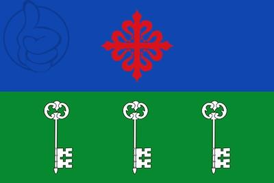 Bandera El Valle