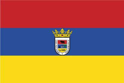 Bandera Los Palacios y Villafranca