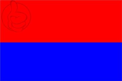 Bandera Villanueva del Rio y Minas