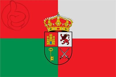 Bandera Los Villares