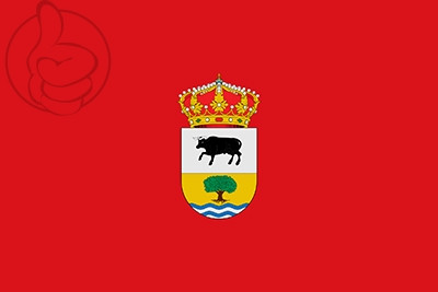 Bandera Gargantilla del Lozoya y Pinilla de Buitrago
