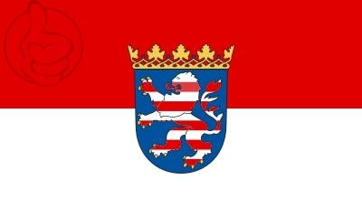 Bandera Hessen C/E