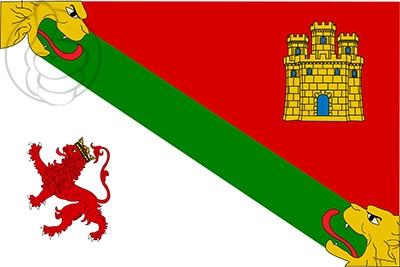 Bandera Villamanrique de Tajo