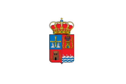 Bandera Coaña