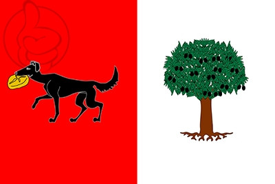Bandera Villargordo del Cabriel
