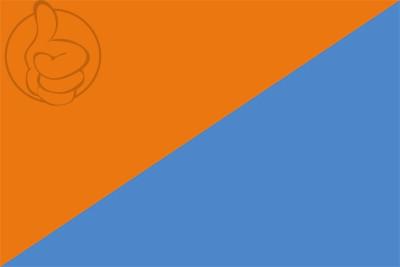 Bandera Vega de San Mateo