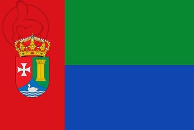 Bandera Abánades