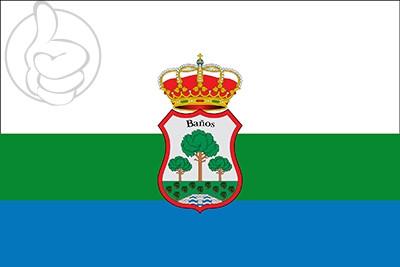 Bandera Baños de Valdearados