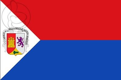 Bandera Melgar de Fernamental