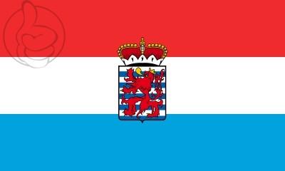 Bandera Provincia de Luxemburgo