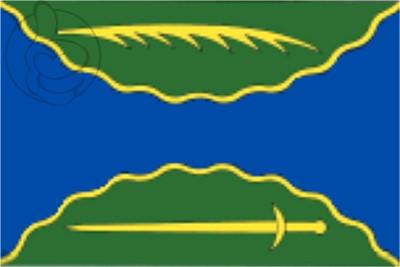 Bandera Villahermosa del Campo